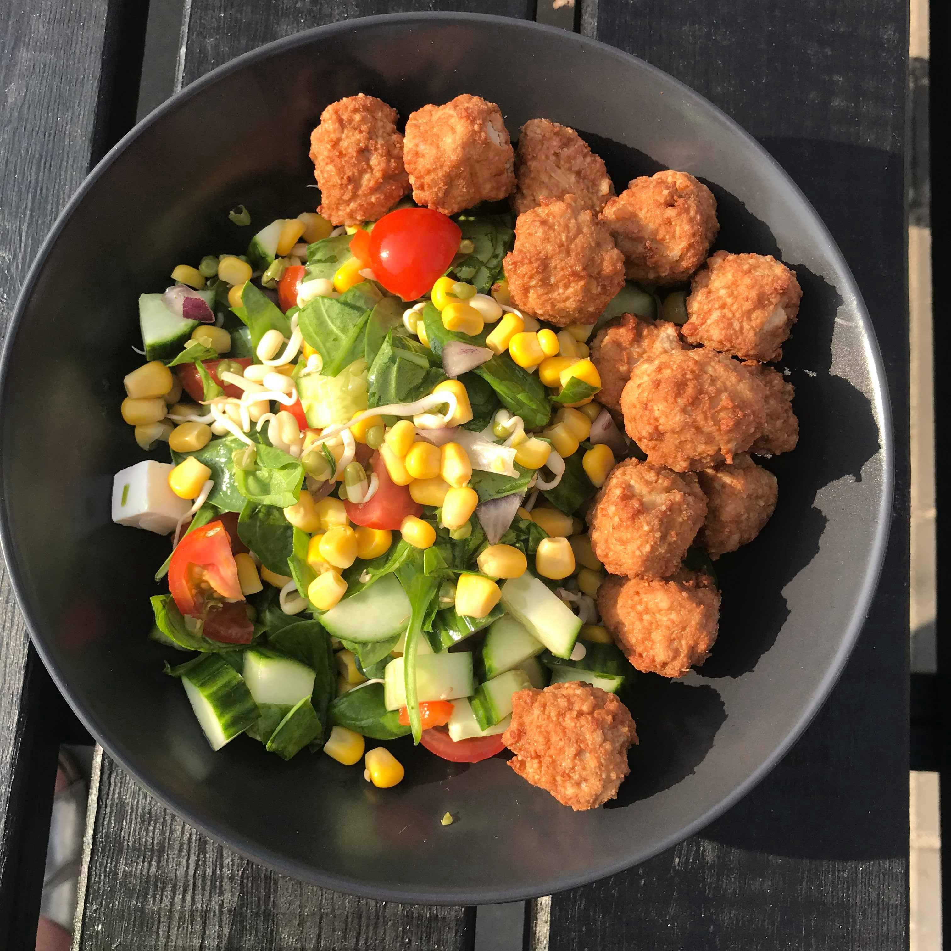 salat til børn